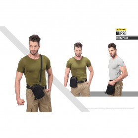 Nitecore NUP20 Tactical Utility Pouch - Black - 10