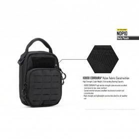 Nitecore NDP10 Tactical Utility Pouch - Black - 5
