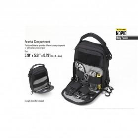 Nitecore NDP10 Tactical Utility Pouch - Black - 7