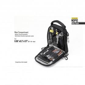 Nitecore NDP10 Tactical Utility Pouch - Black - 8