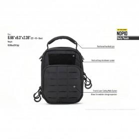 Nitecore NDP10 Tactical Utility Pouch - Black - 9