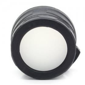 NITECORE Beam Diffuser Senter LED for Flashlights 34mm - NFD34 - Black - 2