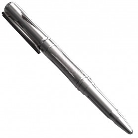 NITECORE Titanium Tactical Pen Self Defense - NTP20 - Silver