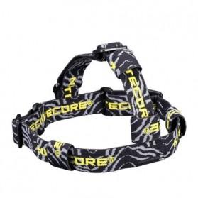 NITECORE Headband - HB02 - Black