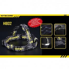 NITECORE Headband - HB02 - Black - 2
