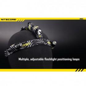 NITECORE Headband - HB02 - Black - 5
