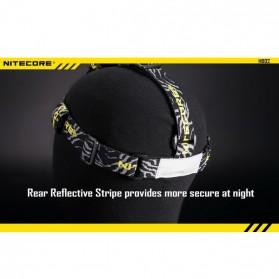 NITECORE Headband - HB02 - Black - 6