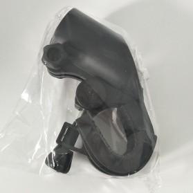 TaffLED Gun Bike Bracket Mount Holder for Flashlight - AB-2955 - Black - 3
