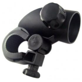 TaffLED Gun Bike Bracket Mount Holder for Flashlight - AB-2955 - Black - 4