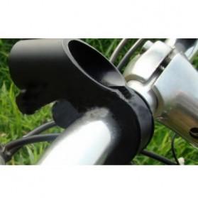 TaffLED Gun Bike Bracket Mount Holder for Flashlight - AB-2955 - Black - 5
