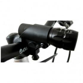 TaffLED Gun Bike Bracket Mount Holder for Flashlight - AB-2955 - Black - 6