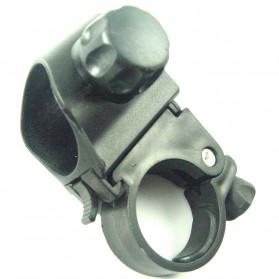 Gun Bike Bracket Mount Holder for Flashlight - AB-2957 - Black