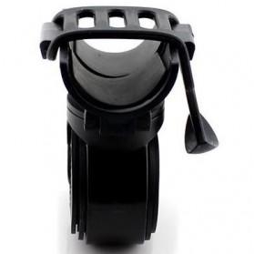Bike Bracket Mount Holder for Flashlight - AB-2966 - Black - 2