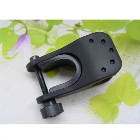 Bike Bracket Mount Holder for Flashlight - AB-2952 - Black