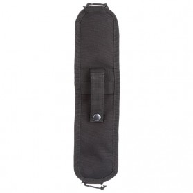 Holster Molle Tactical Pouch Aksesoris Tas Ransel Backpack - 180921 - Black - 4