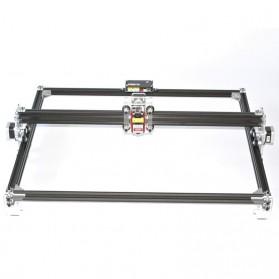 XINRUI Printer 3D Ukir Kayu Laser Engraving Machine Kit 500mW - DVP6550 - Black - 2