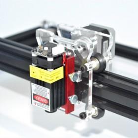 XINRUI Printer 3D Ukir Kayu Laser Engraving Machine Kit 500mW - DVP6550 - Black - 4