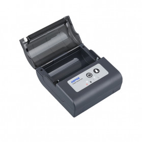HSPOS Mini Portable Bluetooth Thermal Receipt Label Printer 80mm - HS-88AI - Black - 4
