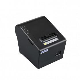HSPOS POS Thermal Receipt Label Printer 58mm USB + LAN - HS-K58CUL - Black - 2