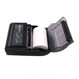 YOKOSCAN POS Bluetooth Thermal Receipt Printer 58mm - YK-58HB6 - Black - 5