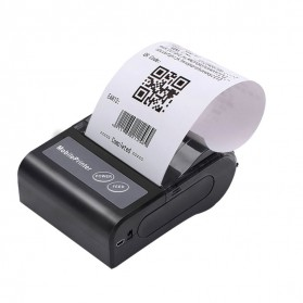 YOKOSCAN POS Bluetooth Thermal Receipt Printer 80mm - YK-80HB6 - Black - 3