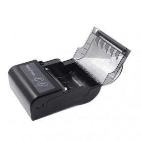 YOKOSCAN POS Bluetooth Thermal Receipt Printer 80mm - YK-80HB6 - Black - 4