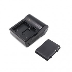 YOKOSCAN POS Bluetooth Thermal Receipt Printer 80mm - YK-80HB6 - Black - 6
