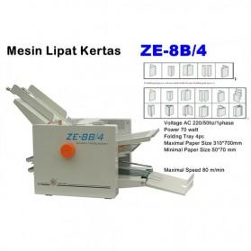 Jual Printer Standar Terbaru Original - Mesin Lipat Kertas Automatic Paper Folding Machine - ZE-8B/4