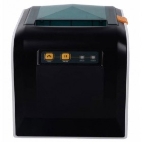 GPRINTER Thermal Label Printer Retail - GP3100TU - Black with White Side - 4