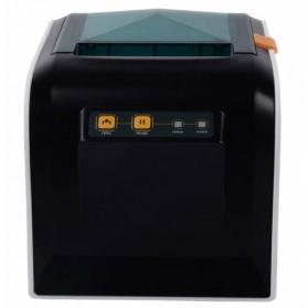 GPRINTER Thermal Label Printer Retail Bluetooth Version - GP3100TU - Black with White Side - 4