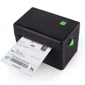BIAOTOP Printer POS Label Thermal Receipt Printer 108mm - ZY-U288PD - Black