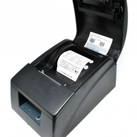 Yongli USB POS Thermal Receipt Printer 58mm - XYL-5890H - Black - 3