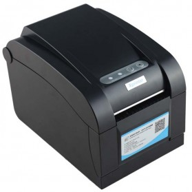 Xprinter Thermal Barcode Printer - XP-350B - Black
