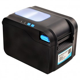 Xprinter POS Thermal Receipt Printer 80mm - XP-370B - Black