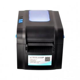 Xprinter POS Thermal Receipt Printer 80mm - XP-370B - Black - 3