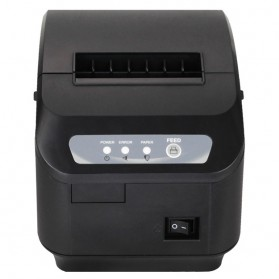 Xprinter POS Thermal Receipt Printer 80mm - XP-Q200II - Black - 1