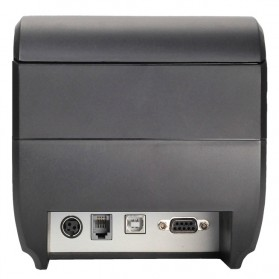 Xprinter POS Thermal Receipt Printer 80mm - XP-Q200II - Black - 3