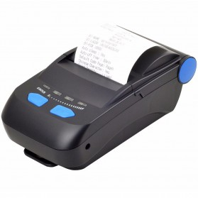 Xprinter Portable POS Thermal Receipt Printer 58mm Bluetooth+USB - XP-P300 - Black - 5