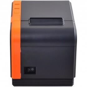 Xprinter POS Thermal Receipt Printer 58mm - XP-T58L - Black - 2