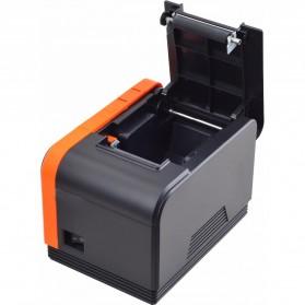Xprinter POS Thermal Receipt Printer 58mm - XP-T58L - Black - 3