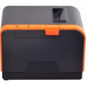 Xprinter POS Thermal Receipt Printer 58mm - XP-T58L - Black - 4
