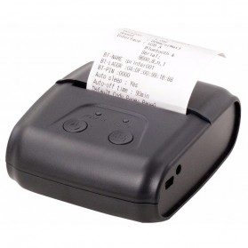 Xprinter POS Bluetooth Thermal Receipt Printer 58mm - XP-P200 - Black