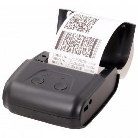 Xprinter POS Bluetooth Thermal Receipt Printer 58mm - XP-P200 - Black - 2