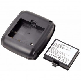 Xprinter POS Bluetooth Thermal Receipt Printer 58mm - XP-P200 - Black - 3