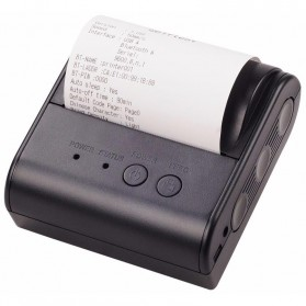 Xprinter POS Bluetooth Thermal Receipt Printer 80mm - XP-P800 - Black