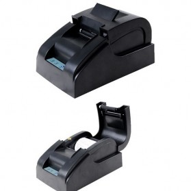 Xprinter POS Thermal Receipt Printer 58mm - XP-58IIIA - Black - 5