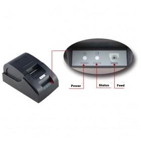 Xprinter POS Thermal Receipt Printer 58mm - XP-58IIIA - Black - 6