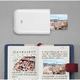 Xiaomi Mijia Smart Pocket Photo Printer AR + 20PCS Paper - XMKDDYJHT01 - White - 4