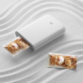 Xiaomi Mijia Smart Pocket Photo Printer AR + 20PCS Paper - XMKDDYJHT01 - White - 5