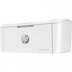 HP LaserJet Pro M15a Printer Cetak - White - 2
